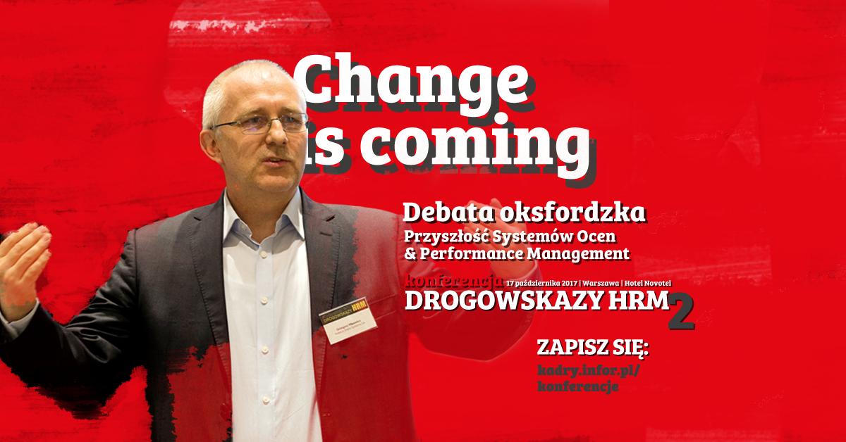 DROGOWSKAZY HRM 2 - DEBATA OKSFORDZKA